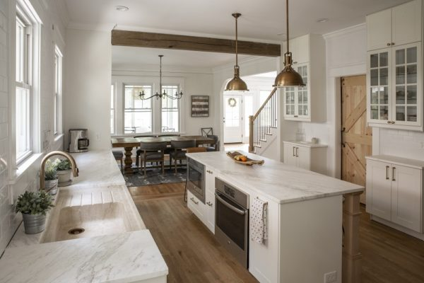 Atlanta Kitchen Remodel Potter Design Build