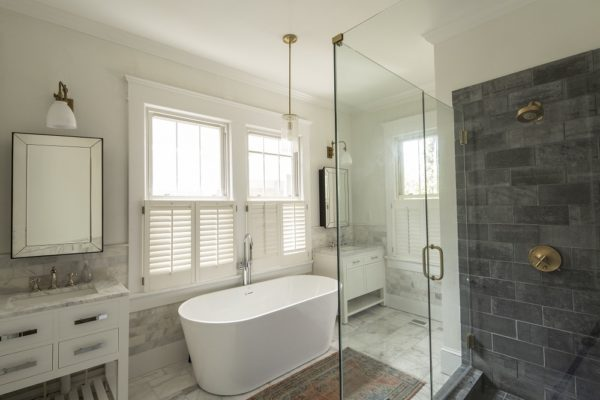 Atlanta Bathroom Remodel Potter Design Build