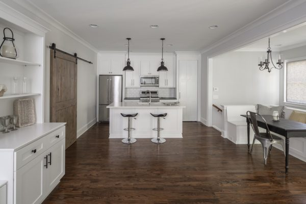 Carriage House Kitchen Potter Design Build Atlanta