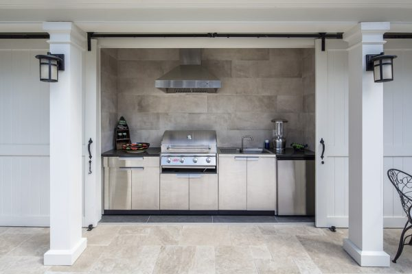 Atlanta Outdoor Kitchen Potter Design Build