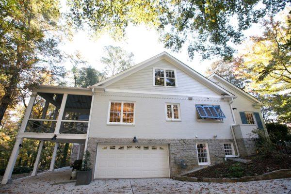 Atlanta Bungalow Remodeling Potter Design Build
