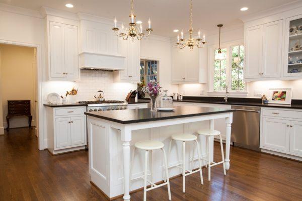 Atlanta Kitchen Renovation Potter Design Build