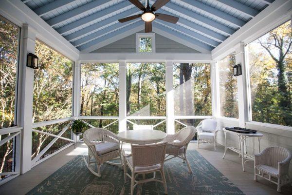 Atlanta Bungalow Porch Remodel Potter Design Build