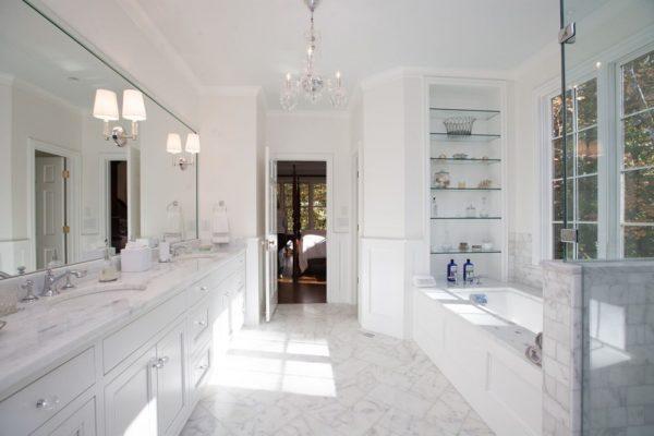 Atlanta Bathroom Remodel Potter Design Build