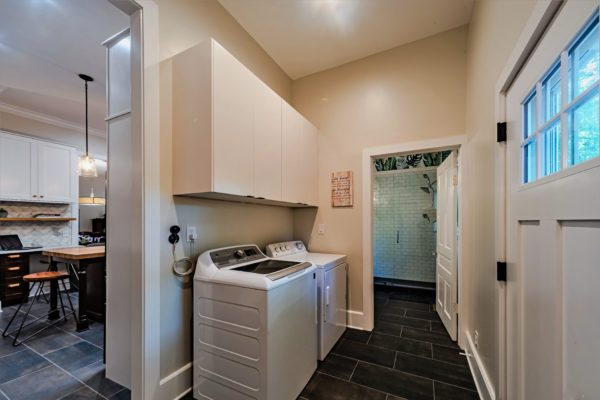 Atlanta Laundry Room Remodel