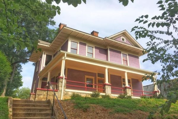 West End after photo